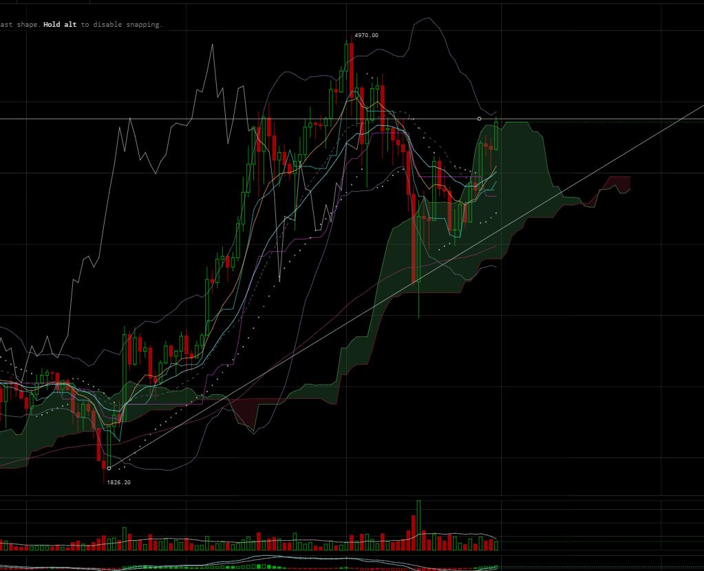Bitcoin USD Finex